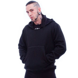Sweatshirt Men NECESSARY EVIL - Hoodipac Alternative - Black - N1212