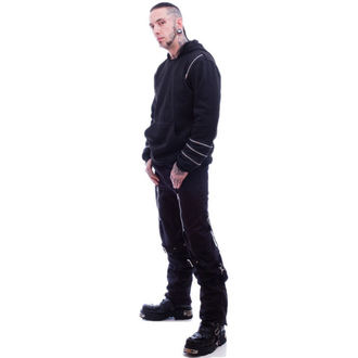 Sweatshirt Men NECESSARY EVIL - Lothur - Black - N1213