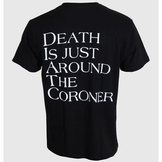 Herren T-Shirt Coroner - No More Color - MASSACRE RECORDS, MASSACRE RECORDS, Coroner