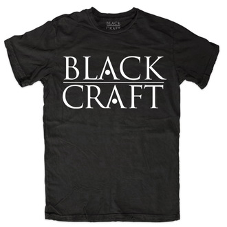 Herren T-Shirt BLACK CRAFT - Blackcraft - Black - MT089BC
