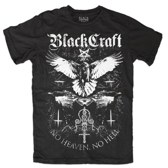 Herren T-Shirt BLACK CRAFT - Raven - Black - MT091RN