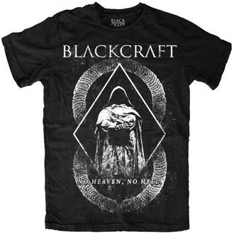 Herren T-Shirt BLACK CRAFT - Summon - Black - MT117SM