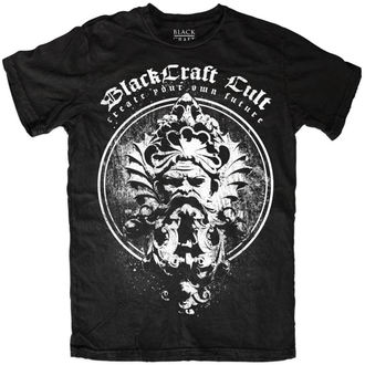 Herren T-Shirt  BLACK CRAFT - Visionary Circle - Black - MT099VE