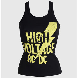 Damen Tanktop AC/DC - High Voltage - LIVE NATION - PEACDC3886