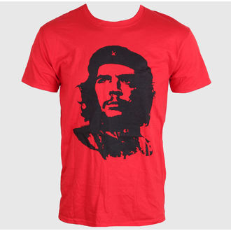 Herren T-Shirt   Che Guevara - Red Face - Red - LIVE NATION - PE11208TSCP