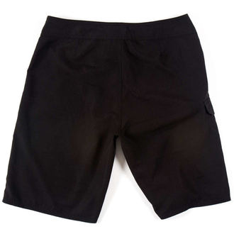Herren Badeshorts  METAL MULISHA - THE VOLT - BLK
