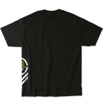 Herren T-Shirt   METAL MULISHA - OG CHEVRON - BLK
