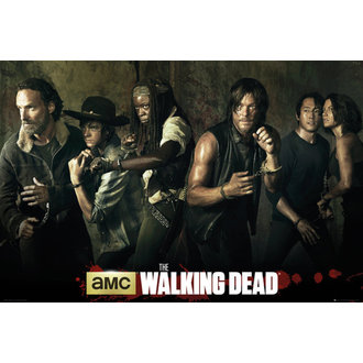 Poster The Walking Dead - Season 5 - GB Posters - FP3558