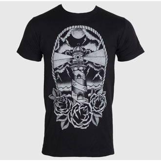 Herren T-Shirt   BLACK MARKET - Adi - Light House - BM104