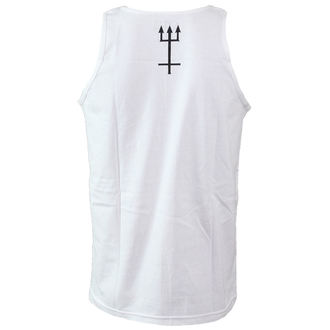 Herren Tanktop CVLT NATION - Exodus To Evil - White - CVL037