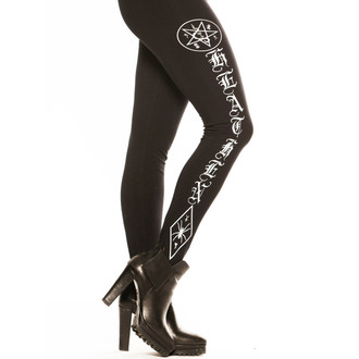 Damen Leggings  CVLT NATION - Black Mass - Black - CVL029