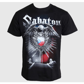 Herren T-Shirt   Sabaton - Czech Republic - CARTON - K_615