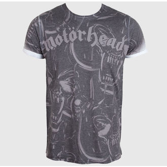 Herren T-Shirt   Motörhead - Warpig Repeat - ROCK OFF - MHEADPSB02