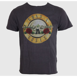 Herren T-Shirt   AMPLIFIED - Guns´n Roses - Drum - Charcoal - ZAV210GRD