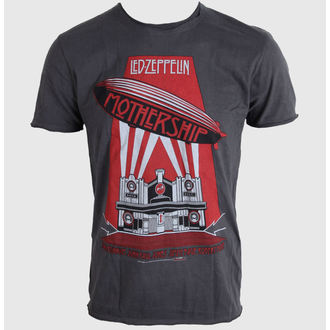 Herren T-Shirt   AMPLIFIED - Led Zeppelin - Mothership - Charcoal, AMPLIFIED, Led Zeppelin
