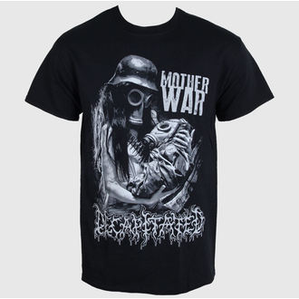 Herren T-Shirt   Decapitated - Mother War - BLK - RAZAMATAZ - ST1884