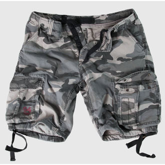 Shorts Men SURPLUS - Airborne Vintage - Nightcamo - 07-3598-31