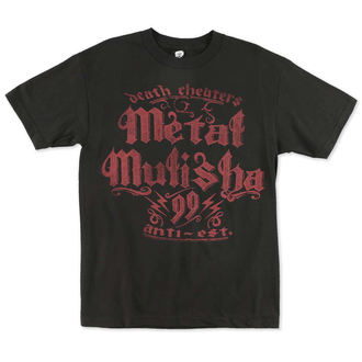 Herren T-Shirt  METAL MULISHA - Ninety Nine - BLK