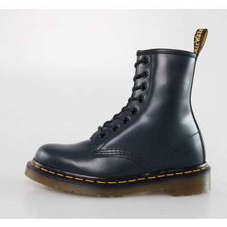 Stiefel Boots DR. MARTENS - 8 Loch - 1460 - NAVY SMOOTH