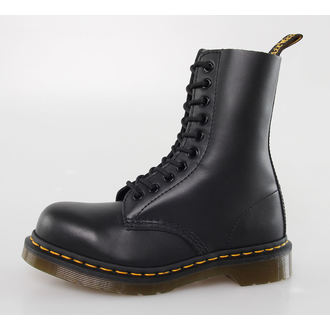 Stiefel Boots DR. MARTENS - 10 Loch - 1919 - BLACK FINE Haircell