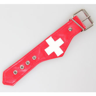 Armband Cross - Red - NS531