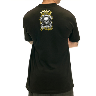 Herren T-Shirt   SULLEN - Anchors Away - Black - 4964