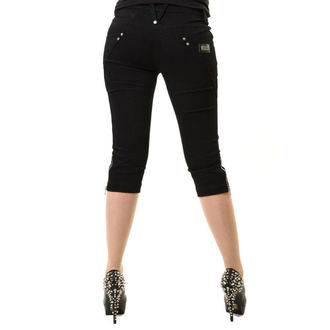 Damen Shorts   3/4 POIZEN INDUSTRIES - Demi Capri, VIXXSIN