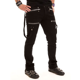 Herren Hose POIZEN INDUSTRIES - Barrier - Black