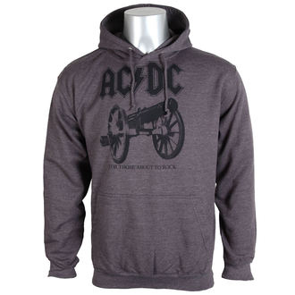 Herren Hoodie AC/DC - For Thise About To Rock - PLASTIC HEAD - PH9278