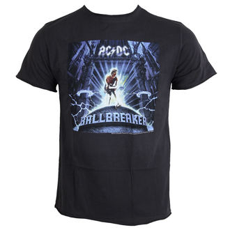 Herren T-Shirt AC/DC - Ballbreaker - Charcoal - AMPLIFIED - ZAV210BLC