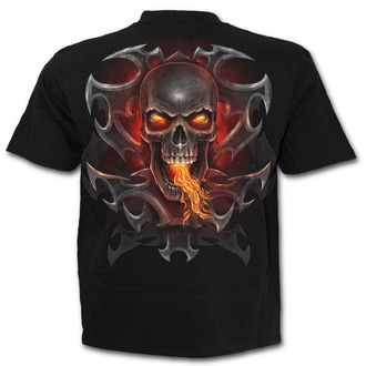 Herren T-Shirt SPIRAL - Fire Dragon - T112M101