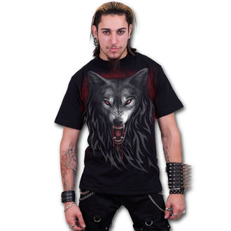Herren T-Shirt SPIRAL - Legend Of The Wolves - D063M101