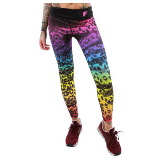 Damen Leggings  IRON FIST - Growler - Multi - IF103233