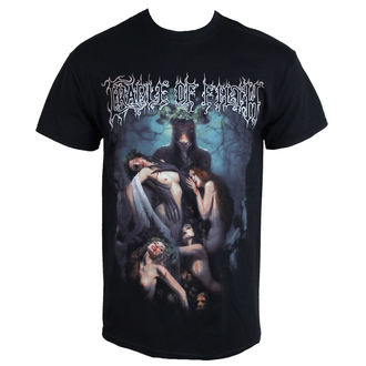 Herren T-Shirt Cradle Of Filth - Hammer Of The Witches - RAZAMATAZ - ST1969