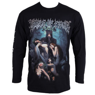Herren Langarmshirt  Cradle Of Filth - Hammer Of The Witches - RAZAMATAZ - CL1969