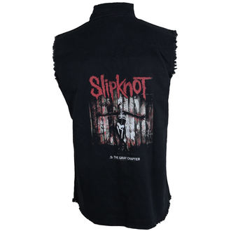 Herren Weste  Slipknot - The Gray Chapter  - RAZAMATAZ - WS076
