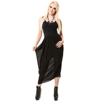 Damen Kleid  POIZEN INDUSTRIES - Misery - Black