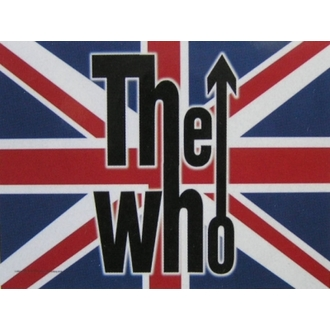Fahne The Who - UK - HFL0862
