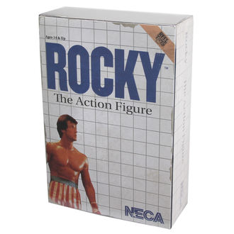 Figur Rocky - 1987 Video Game, NECA
