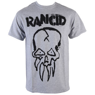 Herren T-Shirt  Rancid - Squid Skull - Grey - RAGEWEAR, RAGEWEAR, Rancid