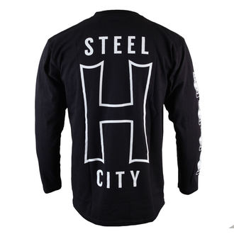 Herren Longsleeve Bring Me The Horizon - Devil´s Hand - Black - ROCK OFF