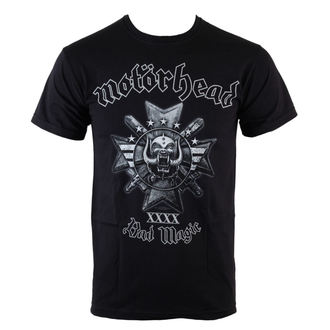 Herren T-Shirt  Motörhead - Bad Magic - Blk - ROCK OFF - MHEADTEE29MB