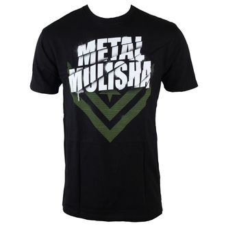 Herren T-Shirt  METAL MULISHA - White Shadow - BLK