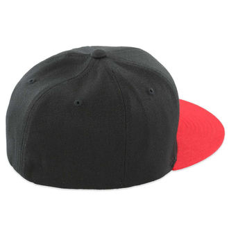 Cap METAL MULISHA - Mass - BLK/RED
