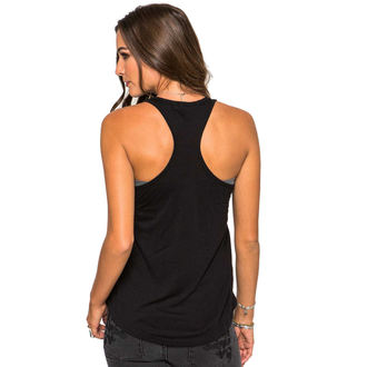 Damen Tank Top  METAL MULISHA - Live Forever - BLK