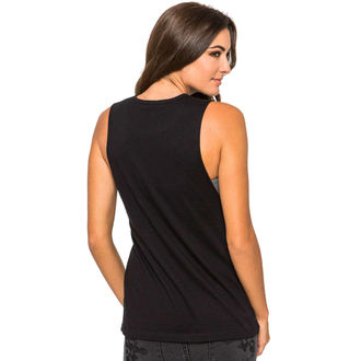 Damen Tank Top  METAL MULISHA - Break Free - BLK