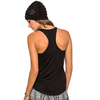 Damen Tank Top  METAL MULISHA - Rock It - BLK