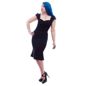Frauenkleidung NECESSARY EVIL - Gothic Lalita - Black - N1201