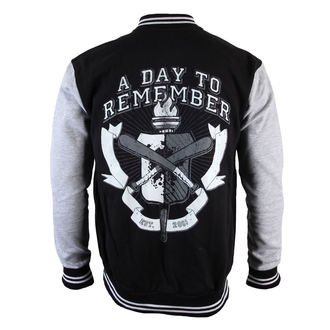 Herren Hoodie  A Day To Remember - University - VICTORY, VICTORY RECORDS, A Day to remember
