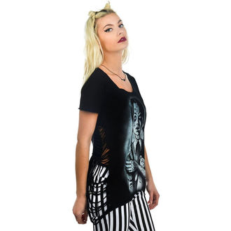Damen T-Shirt  (top TOO FAST - Outlaw - Occult Wednesday